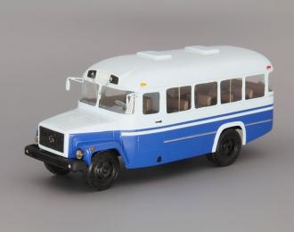 Курганский автобус 3976 (1989), голубой / синий