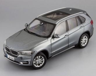 BMW X5 F15 (2014), grey met.