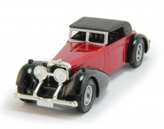 Hispano Suiza (1938), Models of Yesteryear, red / black