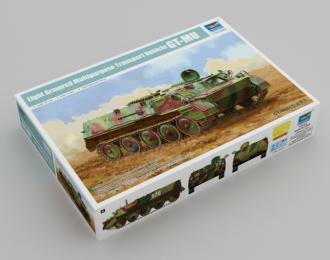Сборная модель Советский бронетранспортер ГТ-МУ