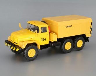 УМП-350-131, Грузовики СССР 18, желтый
