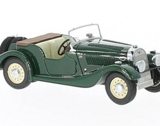 MORGAN 4/4 Flat Radiator S1 1936 Green