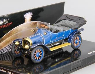 AUDI Typ A Phaeton (1910), blue