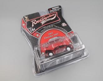 CHRYSLER 300C (2007), dark red