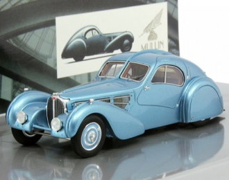 BUGATTI TYPE 57SC ATLANTIC - 1936, blue