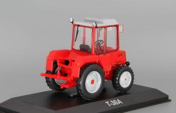 Т-30А, Тракторы 82, красный
