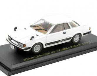 Nissan Silvia ZSE-X 1979, white