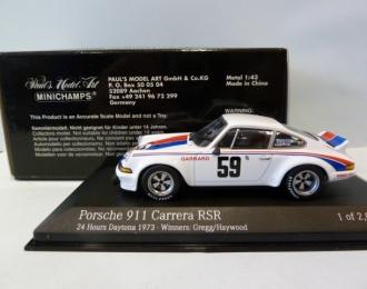 PORSCHE 911 Carrera RSR #59 Winner Daytona 1973