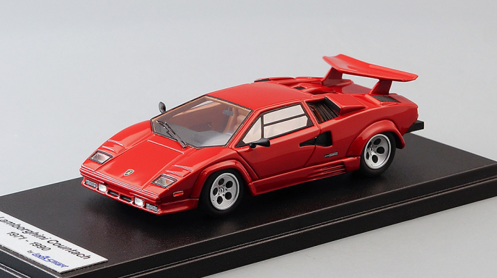 Lamborghini Countach 4 Valvole Американская версия