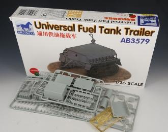 Сборная модель Universal Fuel Tank Trailer