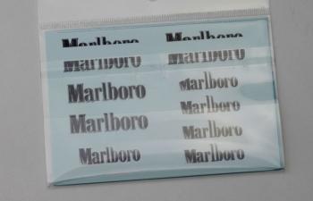 "Декаль FERRARI F2005 ""Marlboro"" FOR REVELL"