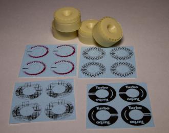 Комплект дисков Rotiform Aerodisc 19 дюймов