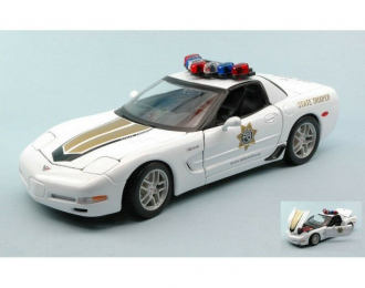 Chevrolet Corvette Z06 Polce 2011 Полиция
