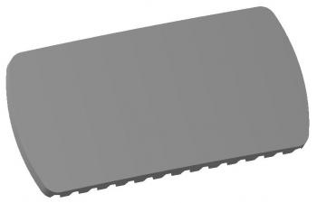 Стекло противотуманной фары (IKARUS), комплект 10 шт.