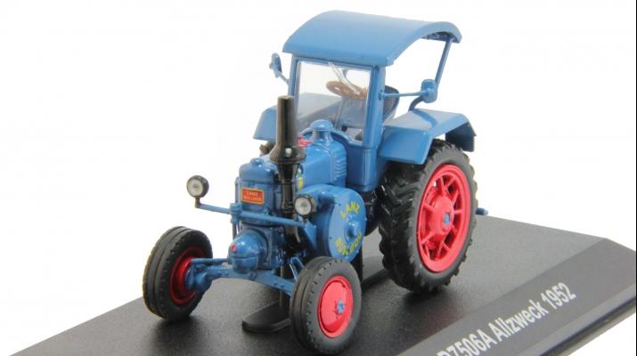 """D-7506-A """"Бульдог"""", Тракторы 57, синий"""