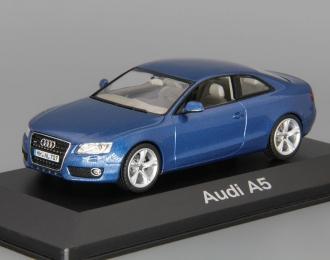 AUDI A5, blue