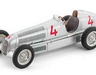 MERCEDES-BENZ W25 1935 GP Monaco # 4 Luigi Fagioli. Limited Edition 2000 pcs.