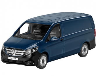 MERCEDES-BENZ Vito Panel Van (2014), blue
