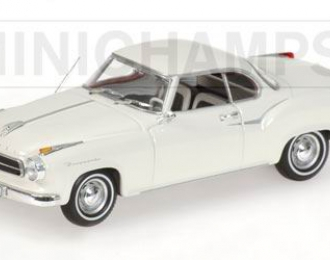 BORGWARD Isabella Coupe 1958,  white