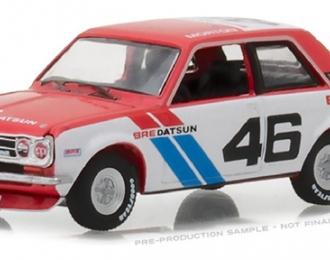 DATSUN 510 #46 John Morton Brock Racing Enterprises (BRE) 1971
