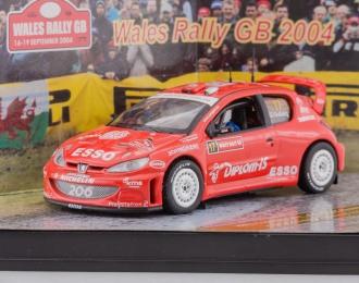 PEUGEOT 206 WRC - H.Solberg/C.Menkerud