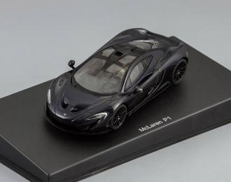 McLAREN P1 (2013), black