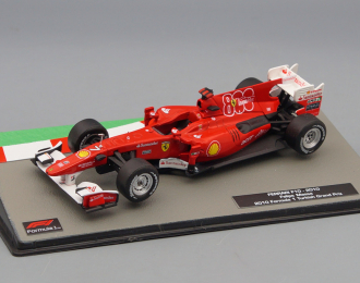 (Уценка!) FERRARI F10 Фелипе Масса (2010), Formula 1 Auto Collection 18