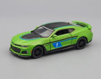 CHEVROLET Camaro ZL1 #1 (2017), green