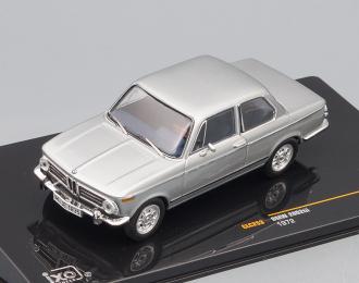 BMW 2002Tli (1972), silver