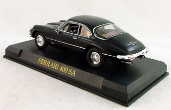 FERRARI 400 SuperAmerica, Ferrari Collection 30, black