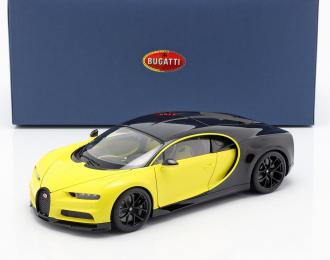 Bugatti Chiron - 2017 (yellow / black)
