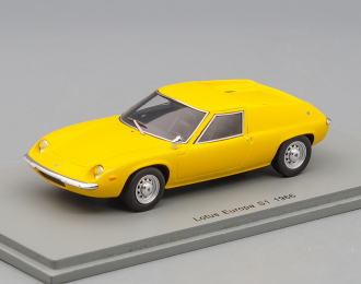 LOTUS Europa S1 (1966), yellow