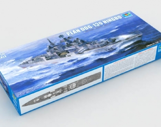 Сборная модель Китайский эсминец NINGBO