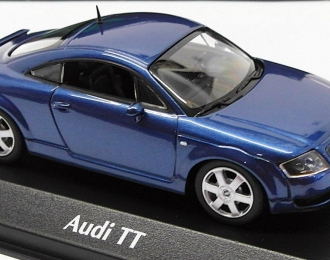 Audi TT Coupe blue metallic