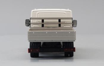 ГАЗель NEXT A22R23 бортовой, белый / серый