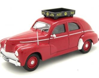 PEUGEOT 203 Casablanca (1960), Taksowki Swiata 4, red