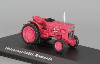 Universal-445V, Тракторы 77, dark pink
