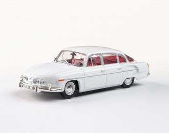Tatra 603 - 1969 Bílá 1:43 - Abrex - časopis s