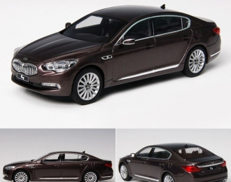 KIA Quoris 3.8 GDI (K9), brown
