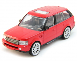 RAND ROVER Sport, red