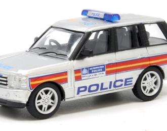 """RANGE ROVER (L322) """"London Metropolitan Police"""" 2002"""