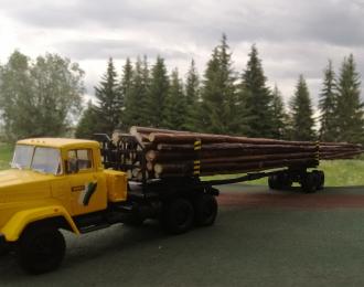 Груз в кузов Хлысты для лесовозов (АИСТ, НАП)