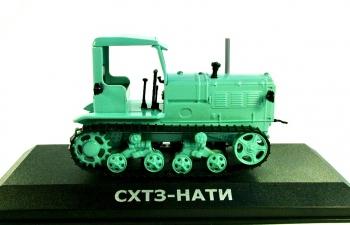 СХТЗ-Нати, Тракторы 9, голубой