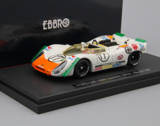 PORSCHE 908 Spider #17 Japan GP (1969), white