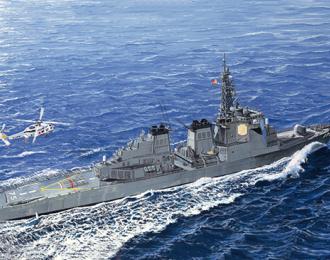 Сборная модель JMSDF DDG-175 MYOKO