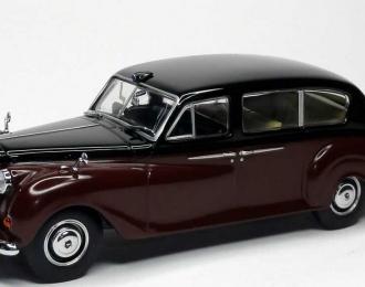 (Уценка!) AUSTIN Princess Royal Claret (1952), brown / black