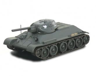 T-34, Czolgi Swiata 4