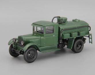 ЗИС-5 БЗ (бензозаправщик), темно-зеленый