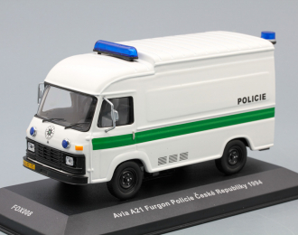 AVIA A21 Furgon Policie (1994), white