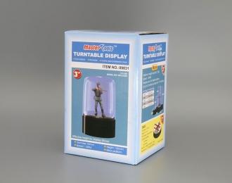 Подиум вращающийся Turntable Display 84x(47+83)mm